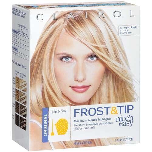 Clairol n easy frost tip original 1 each ebay pmusecretfo Choice Image