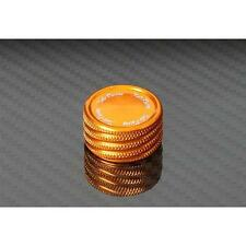 Sato Racing Anodized Gold Coolant Cap for Water Cooled Ducati 07+ KTM 125 Duke D