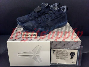 33d15d00be68 Nike Zoom Kobe 10 X Elite Low FTB Fade To Black Mamba 8-11.5 ...