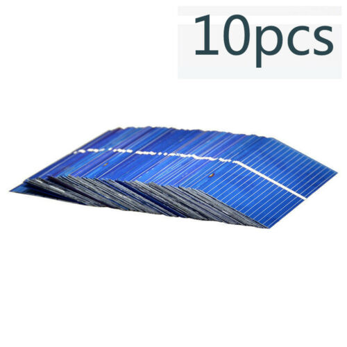 Energy DIY Durable Portable Charger Polycrystalline Solar Cells Panel Battery