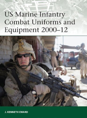 Osprey Elite 190 NEU US Marine Infantry Combat Uniforms and Equipment 2000-12