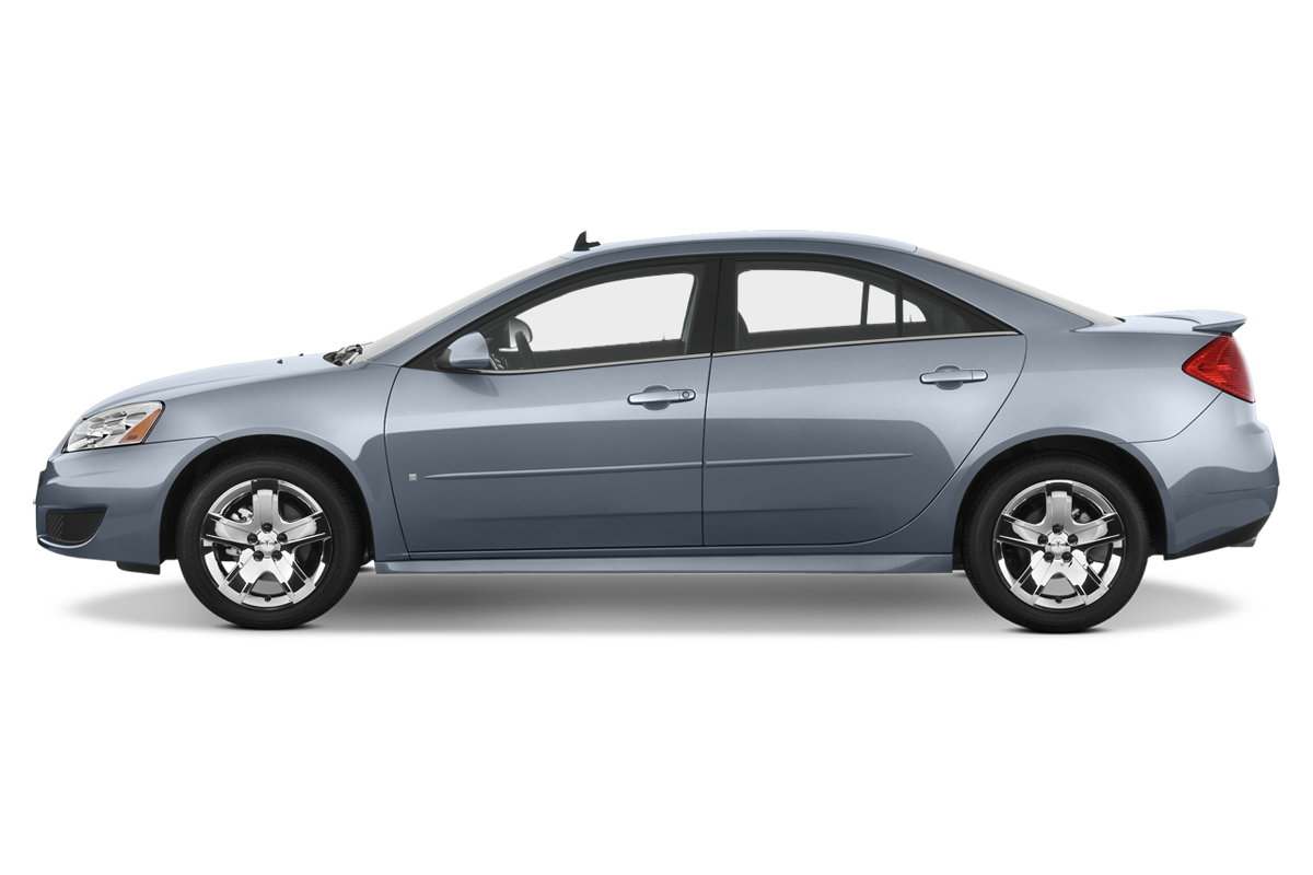 Pontiac G6 side view