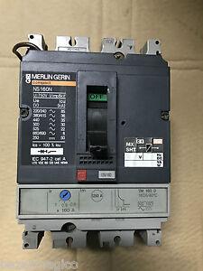 Merlin-Gerin-Compact-NS-160N-160a