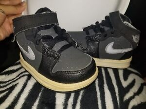 info for b5d14 933c9 Details about Nike Air Jordan AJ 1 MID boys baby shoes 5c