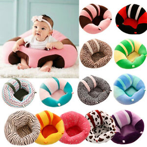 Cotton Kids Baby Support Seat Soft Chair Cushion Sofa