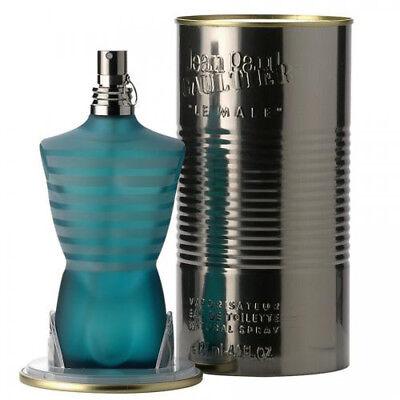 LE MALE de JEAN PAUL GAULTIER Colonia Perfume EDT 75 mL Hombre Man Uomo | eBay