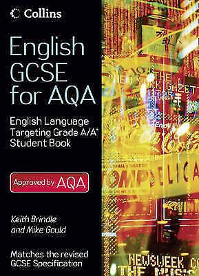 English GCSE AQA. English Language Targeting A/A* Student Book