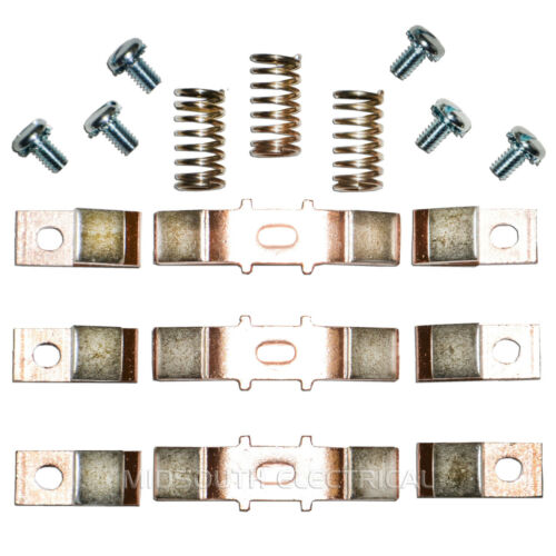 6-45-2 CUTLER HAMMER SIZE 5 3 POLE FREEDOM REPLACEMENT CONTACT KIT-SES