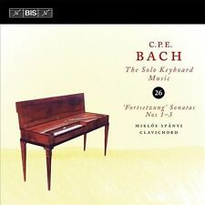 Bach: Solo Keyboard Music, Vol. 26, New Music