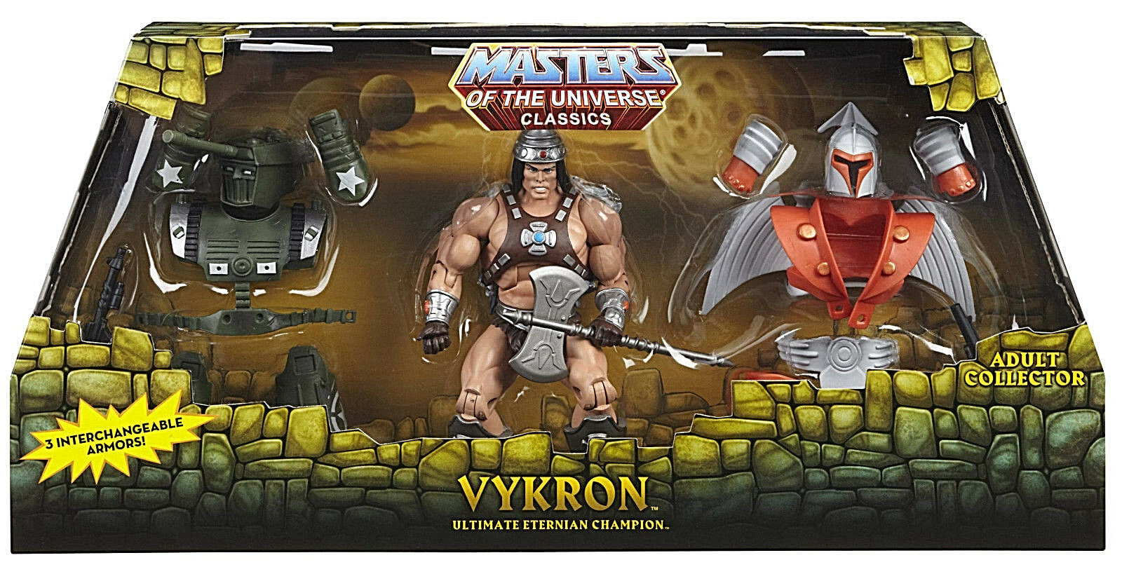 MASTERS OF THE UNIVERSE Classics_VYKRON 6   figure_San Diego Comic Con Exclusive