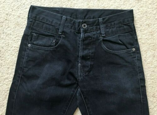 L 30 unie Jeans star Gs01 couleur 31 en indigo de foncᄄᆭ G denim bleu L xeodCrBW