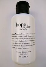 Philosophy Hope In A Jar for Body  Advanced Skin Smoothing Body Lotion 4oz