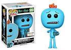 Rick and Morty Mr. Meeseeks Funko Pop Figure Serie TV Animation