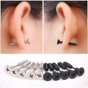 fashion-Unisex-Stainless-Steel-Whole-Screw-Ear-Studs-Punk-Ear-Studs-Earrings-1pc