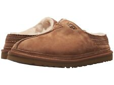 86b7e4088ca UGG Australia Men's Neuman Chestnut Suede Slippers Moccasin 3234 Size 7 -  17 10