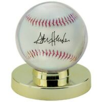 Baseball Ultra Clear Display Case Holder Gold Base Ultra Pro Regulation Size