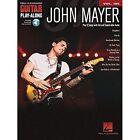 Guitar Play-Along: John Mayer: Volume 189 by Hal Leonard Corporation (Mixed media product, 2016)
