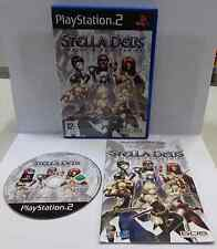 Console Gioco Game SONY Playstation 2 PS2 PAL STELLA DEUS THE GATE OF ETERNITY