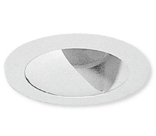 NEW Royal Pacific 8707WW 4-in Recessed Trim Wall Wash White Baffle /& Trim Ring