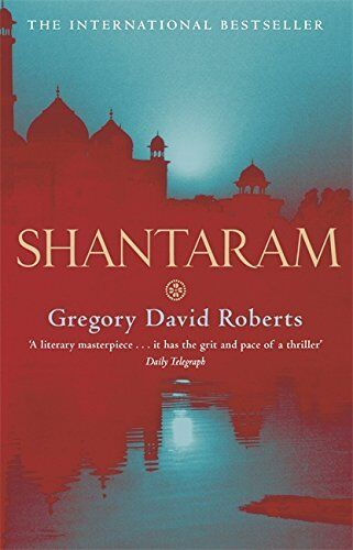 1 of 1 - Shantaram by Roberts, Gregory David 0349117543 The Cheap Fast Free Post