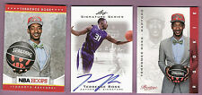 TERRENCE ROSS 2012-13 NBA SLAM DUNK CHAMPION AUTOGRAPH AUTO + 2 ROOKIE CARDS
