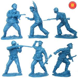Publius jouet soldat guerre mondiale deux Soviétique infanterie bataille de Sébastopol Scale 1/32 New