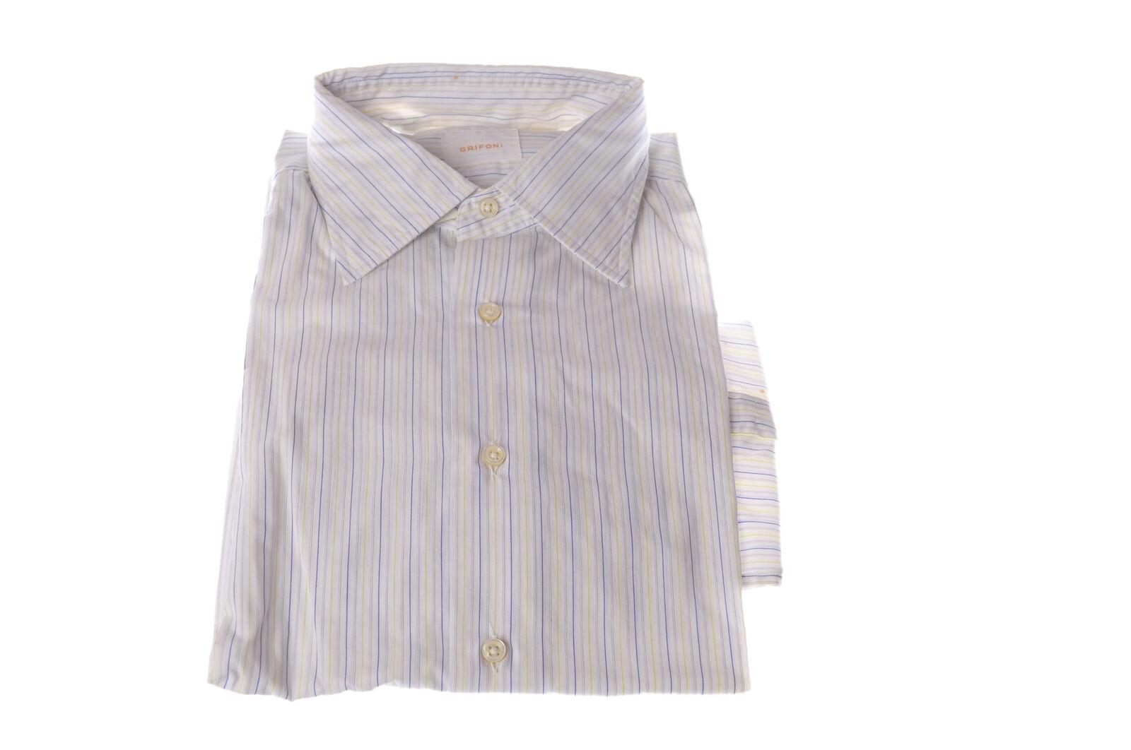 Mauro grifoni  -  Shirt - Male - White - 2986304A183910