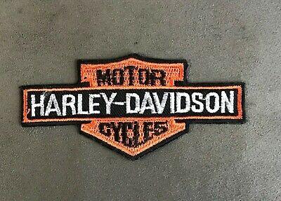 P97ZA MOTORCYCLE PATCH /' HARLEY DAVIDSON /' MOTORBIKE PATCH BADGE