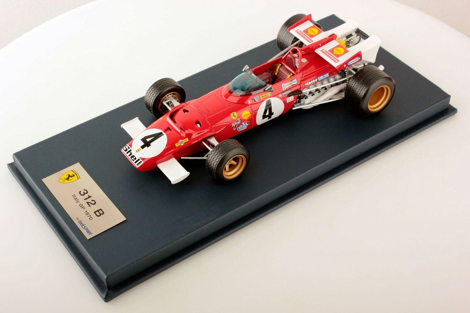 ルックスマートフェラーリ312 bレガゾニ-勝者イタリアGP 1970 1 / 18