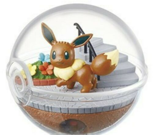 Pokemon Terrarium Collection Eevee  from Japan Re-Ment  SALE anime F//S