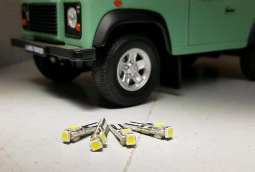 Xenon White LED Dash Instrument Heater Set for Land Rover Defender 90//110 TDCi