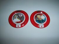 Disney Infinity 2.0 Marvel Power Disc Pack Ultimate Falcon Captain Marvel Teamup