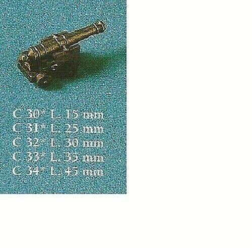 COREL C-30 Cannone completo 15mm