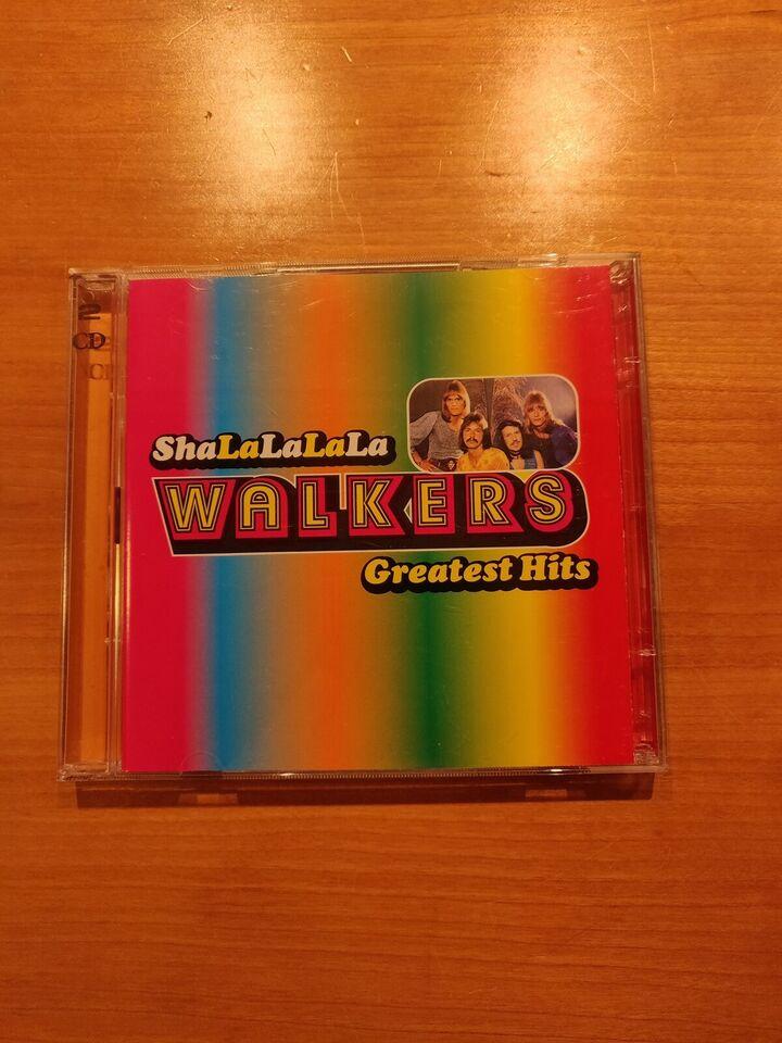 Walkers: ShaLaLaLaLa - Greatest Hits, rock
