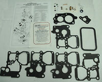 1984 85 Carb Kit Chevy & Gmc Trucks- Rochester 2 Barrel E2se 173 /2.8l Engines