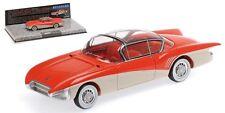 Minichamps 1/43 Buick Centurion Concept 1956 Red/White Model Car 437141200