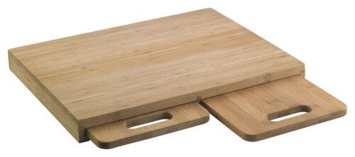 Richardson Sheffield Maße:39,0 x 29,6 x 1,5 cm Schneidebrett TRIO Bambus