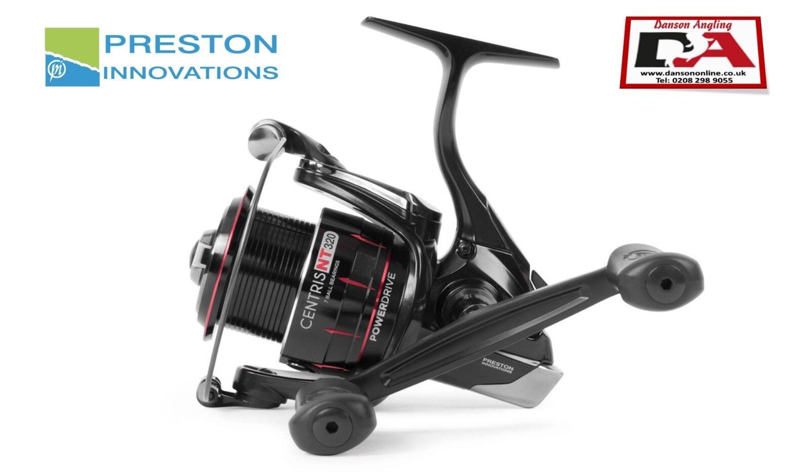 Preston Centris NT 320 Reel P0010001 Brand New