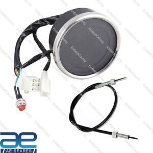Enfield County Royal Enfield Bullet Speedometer Cable 124266 350//500
