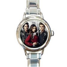 Vampire Diaries Movie Series for WOMAN Round Italian Charm WATCH FREE shipping