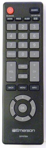 EMERSON 32FNT004 TV Remote Control Brand New Original Emerson 32FNT004 remote
