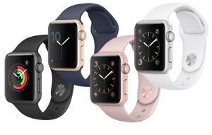 New-Apple-Watch-Series-1-38mm-Smartwatch-Aluminum-Case-Sport-Band-Variations