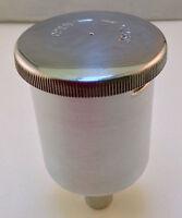 Mini Hvlp 150cc. Spray Gun Aluminum Teflon Coated Cup W/aluminum Screw On Lid