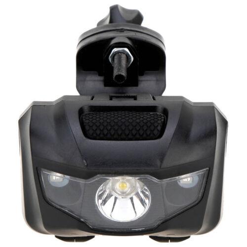 E-bike 24V 36V 48V 60V 72V LED Head Light Front Fork Handlebar Lamp Horn Scooter