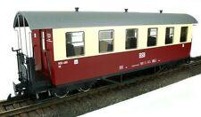 Train Line45 Personenwagen HSB rot-beige, 6 Fenster, Spur G, Sonderangebot