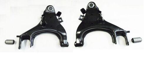 Moyeu pour Nissan Navara D22 Support 2.5td Paire Bras de Suspension Bas avant