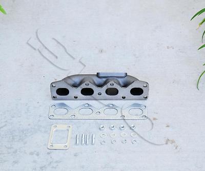 Cast Iron T3//T4 Turbo Exhaust Manifold For Mazda Miata 1990-1993 MX-5 1.6L