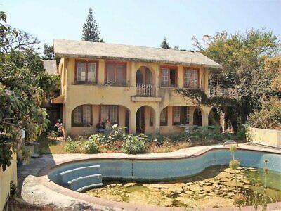 Venta Casa Antigua C/Bungalow como Terreno P/Negocios o Desarrollos, Fracc. Lomas de Atzingo, Norte