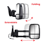 thumbnail 6 - Bettaview Towing Mirrors Electric Extendable Mitsubishi Pajero 2001 to Current