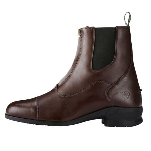 Light Brown New Ariat Heritage IV Mens Short Boot